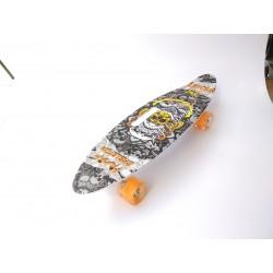 Penny board с ручкой
