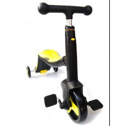 Самокат велосипед беговел Scooter 3в1