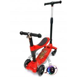 Самокат беговел 5в1 Scooter Sports